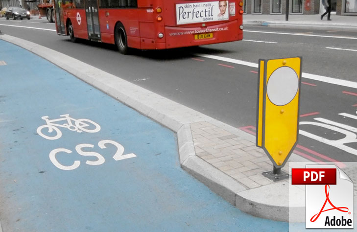 London Cycleways Case Study