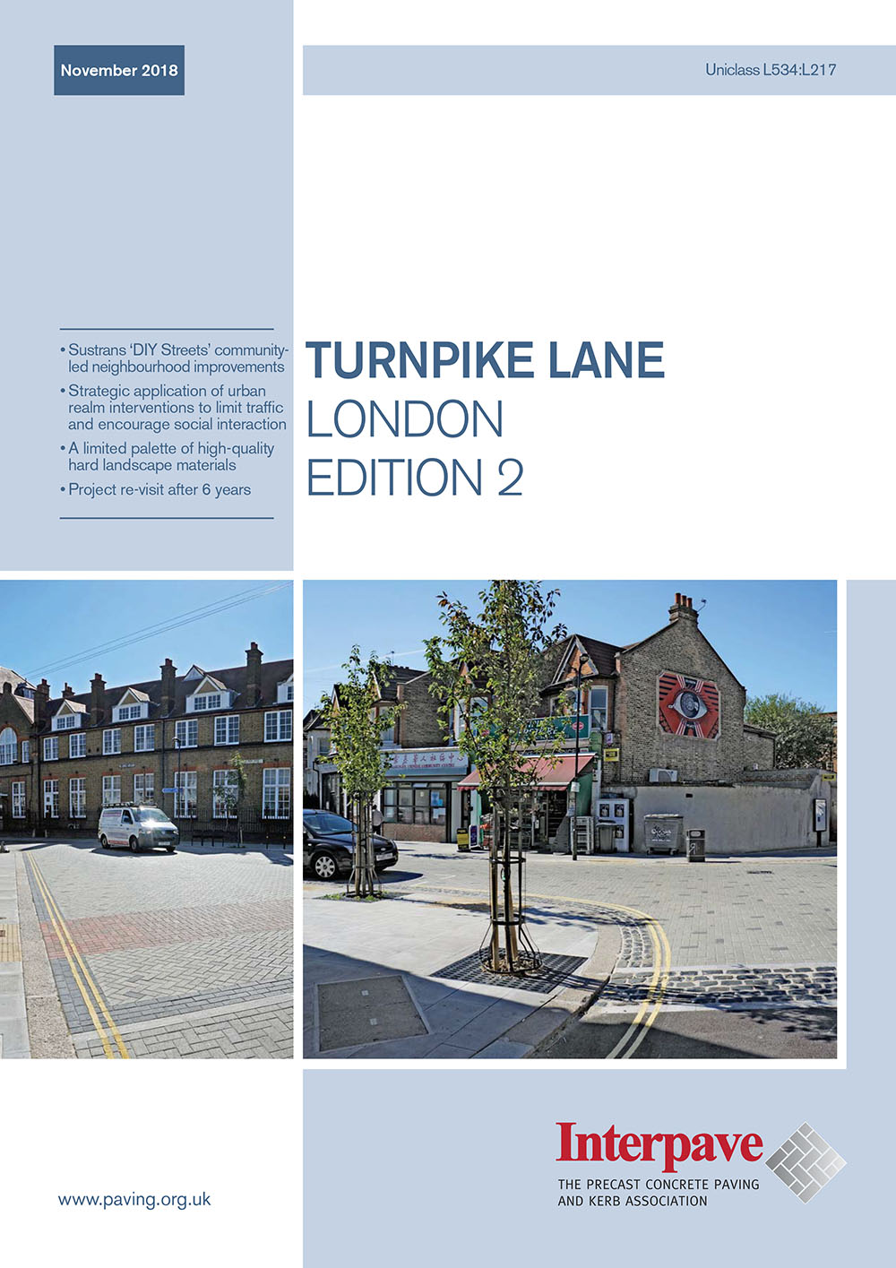 Turnpike Lane case study cover photo