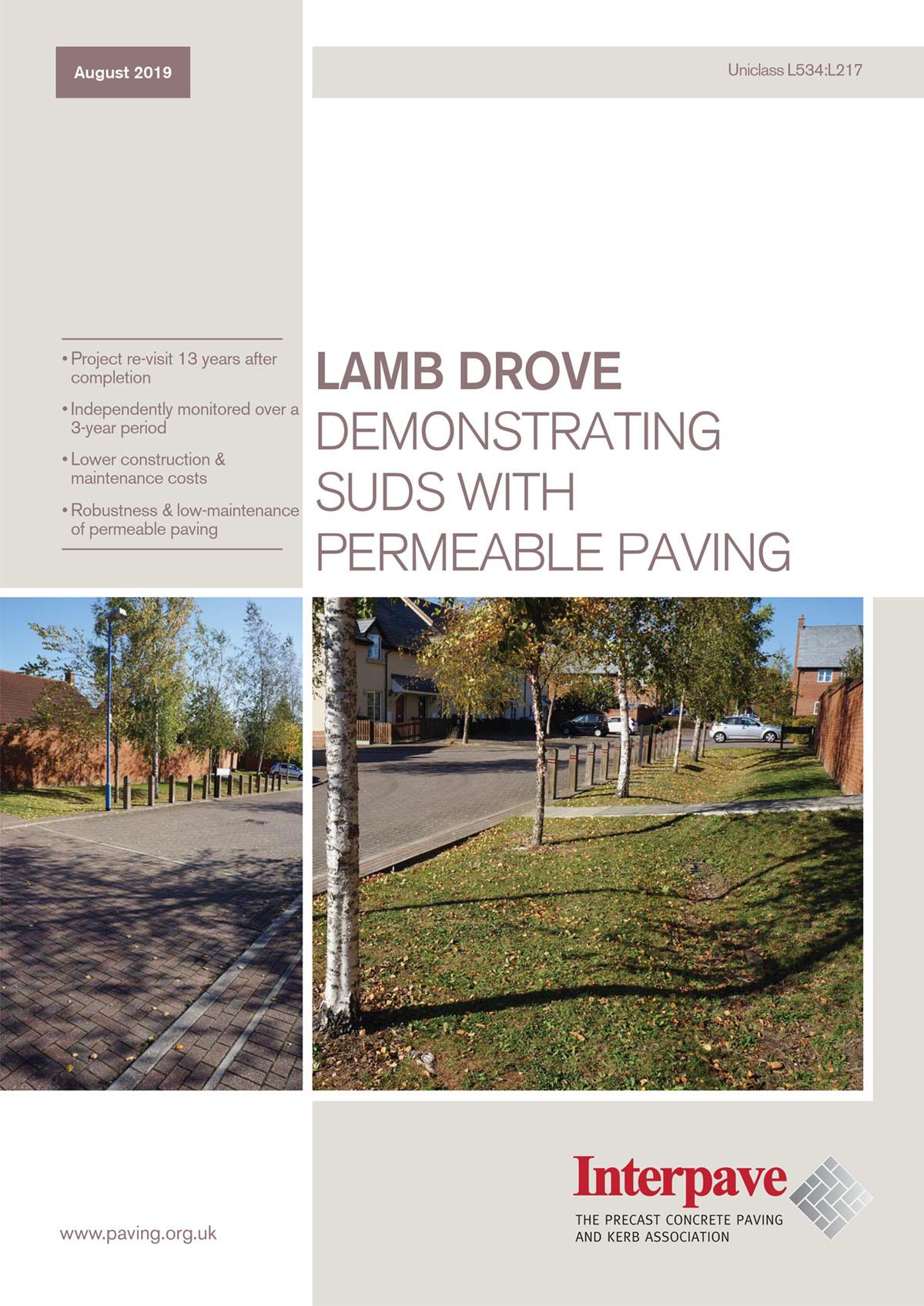 Lamb Drove Case Study Cover