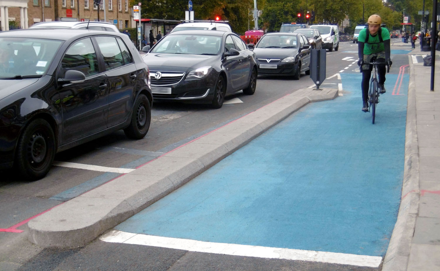 Safer Cycleways